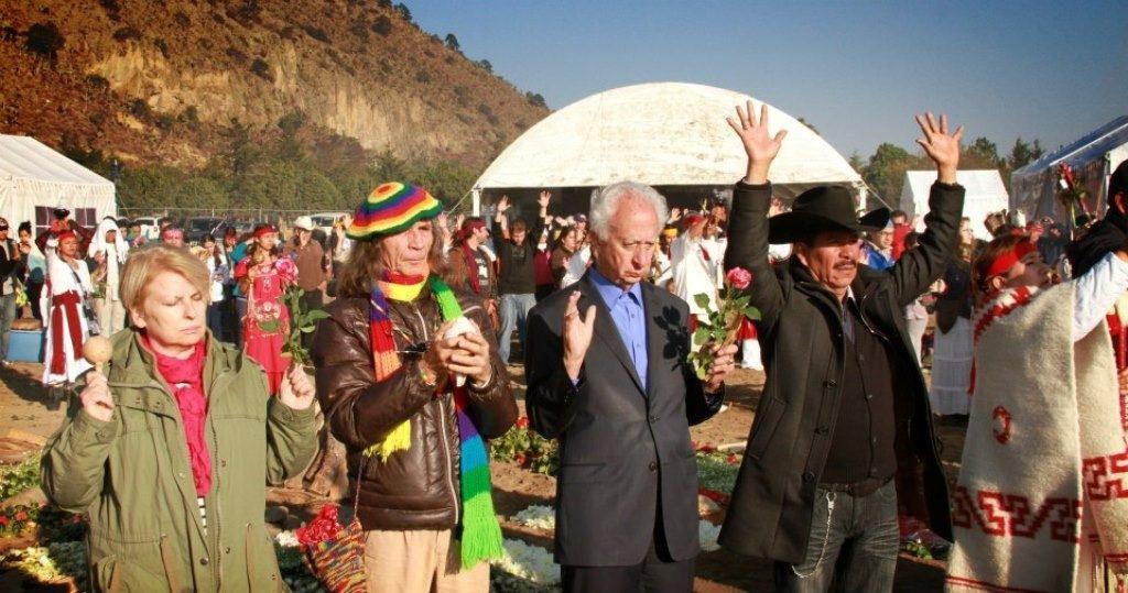 ceremonia powitania Słońca