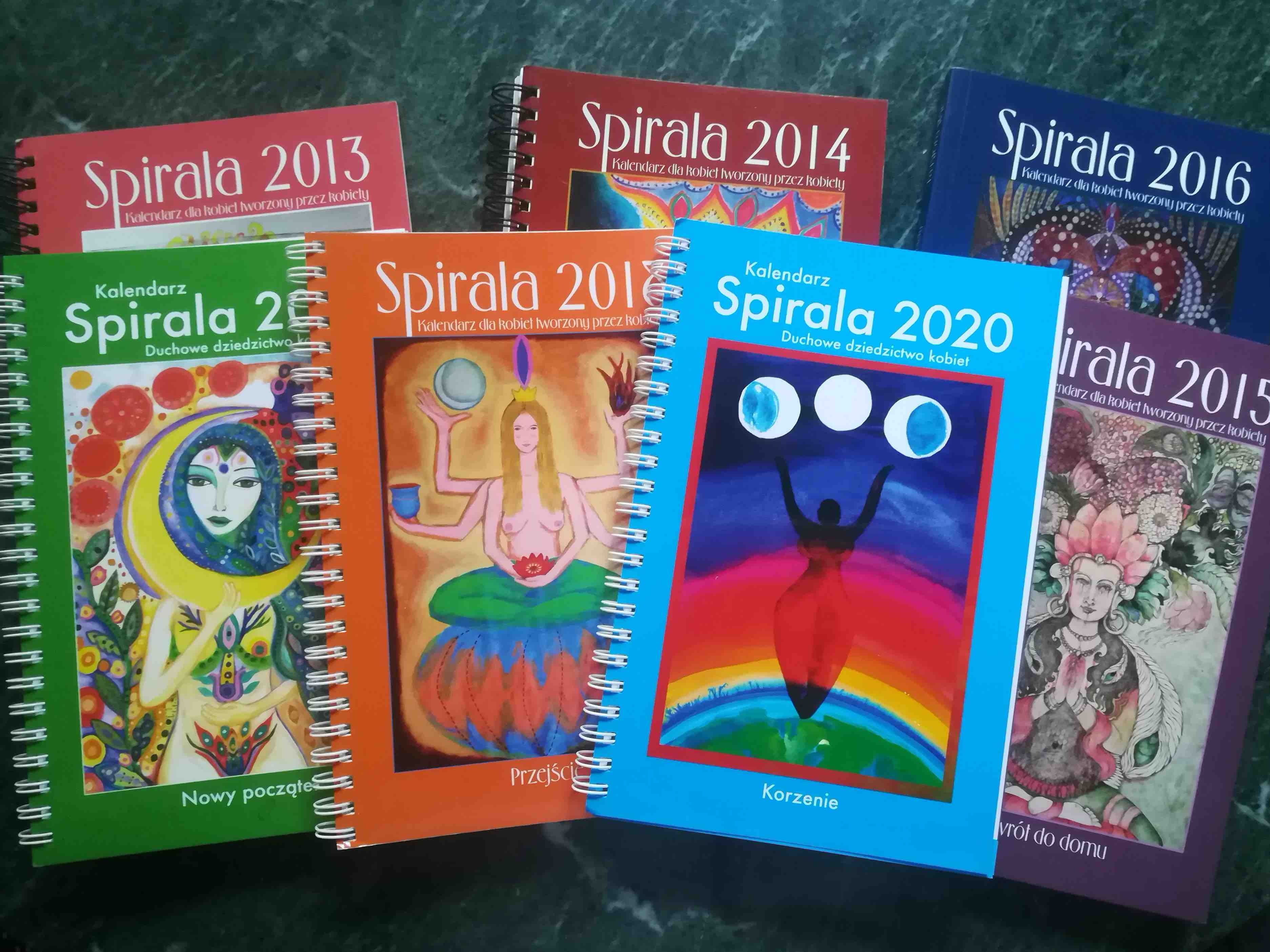 Książki Spirala